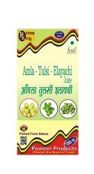 Herbal Amla-Tulsi-Elaichi Juice
