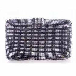 Ladies Crystal Clutch Bag
