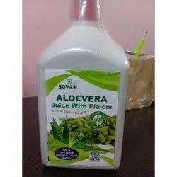 Aloevera Elaichi Juice