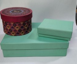 Card Board Boxes/Jewellery Boxes