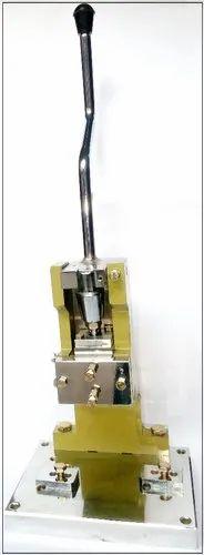 Toggle Press Machine