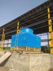 Siddhant Square Cooling Tower, 220-440 V, Cooling Capacity: 5 Tr- 500 Tr