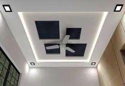Living Room False Ceiling, 12 mm