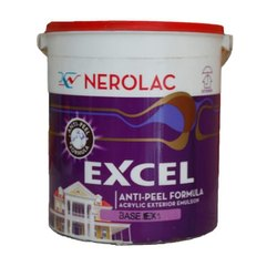 High Gloss Nerolac Excel Anti Pel Formaumal Paint, For Exterior