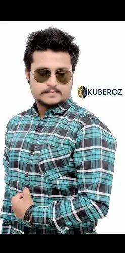 Men's Shirts | Mens Casual Shirts | Kubera Group, New Delhi