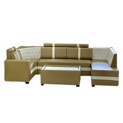 4 Seater Corner Sofa Set