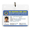 Soft Plastic School Identity Card