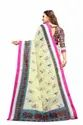Sagun Digital Printed Floral Linen Saree