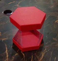 Hexagonal Shape (Gift Packaging Box)