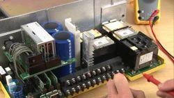 AC Servo Drive Repairing