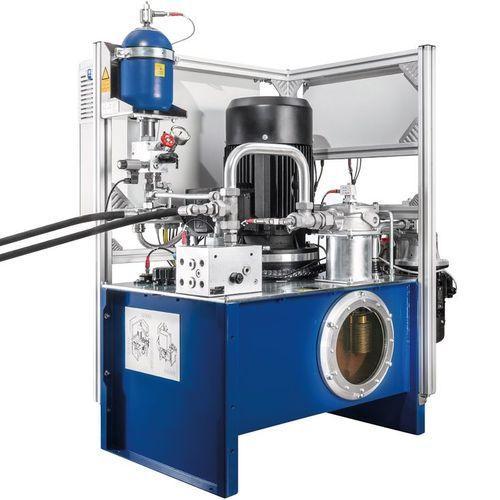 Rexroth Blue Hydraulic Power Unit