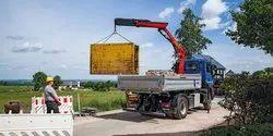 Palfinger PK11.001 SLD1 Loader Crane