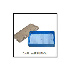 Phaco Hand Piece Tray With Silicone Mat