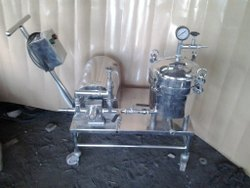 Vtech Zero Hold Filter Press, For Industrial, Automation Grade: Semi Automatic