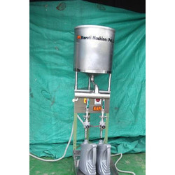 Lubricant Bottle Filling Machine