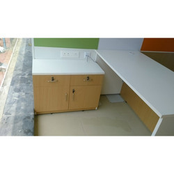 Two Drawer Storage Cabinet