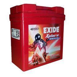 12v Exide Bike Battery