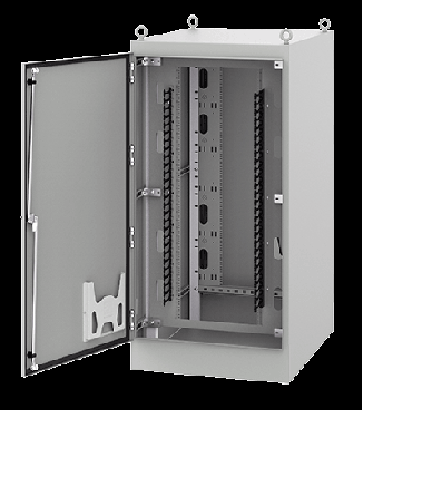 Seismic Free Standing, Dual Access Cabinet, Type 12