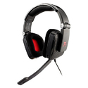 Start Slideshow Shock Black Gaming Headset