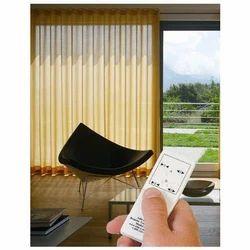TORQ Plain A-OK Remote Control Motorized Curtain