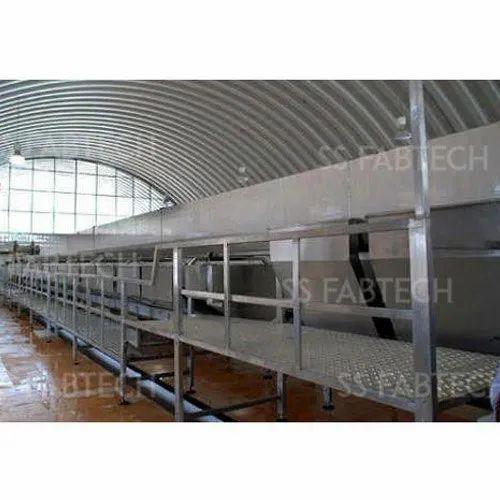 Pre Inspection Conveyor System
