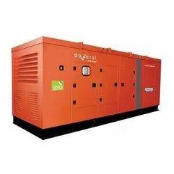 625 KVA Mahindra Powerol Diesel Genset
