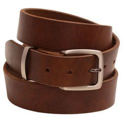 Full Tanned Leather Belt
