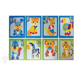 Magnetic Animals Cutout