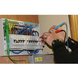 Three Phase Industrial Electrical Control Panels Services, for PLC Automation