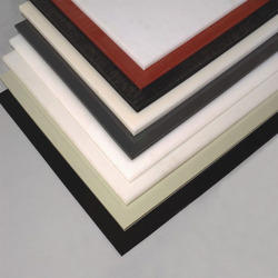 PP Solid Corrugated Sheet