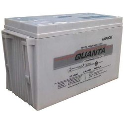 Amaron Quanta 100 Ah Battery, Warranty: 2 years, 12 V