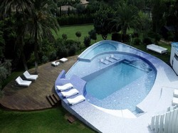 Swimming Pool Fabrication Service