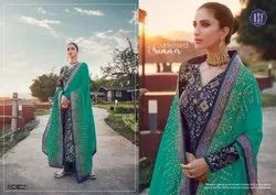 jacquard Embroidery RSF Suits