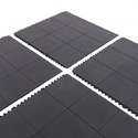 Exercise Mat Gym Mat (Gym Flooring Services) 18 mm height - Ultra Heavy Duty & No Pasting