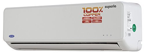 Carrier Carriers 1.5 Split 5 Star Air Conditioner, Coil Material: Copper, Model Name/Number: 110516196