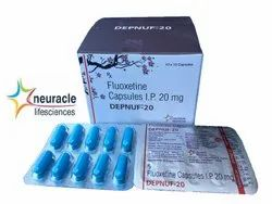 PCD for Fluoxetine 20 mg Cap