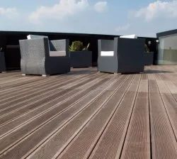 Outdoor Wooden Deck Flooring