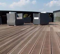 Wooden Outdoor Deck Flooring