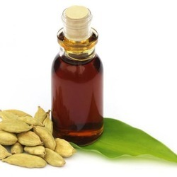 Cold Processed Cardamom Oil