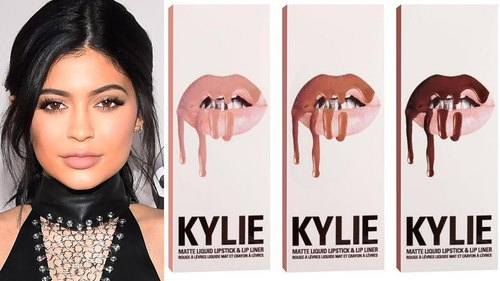 Kylie Cosmetics, Kylie Lip kit, Kylie Lipsticks at Rs 200/piece | Cosmetics  | ID: 15709643012