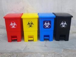 Green Revolution Clinical Waste Disposal Bin 32l, GR800M, for Laboratory