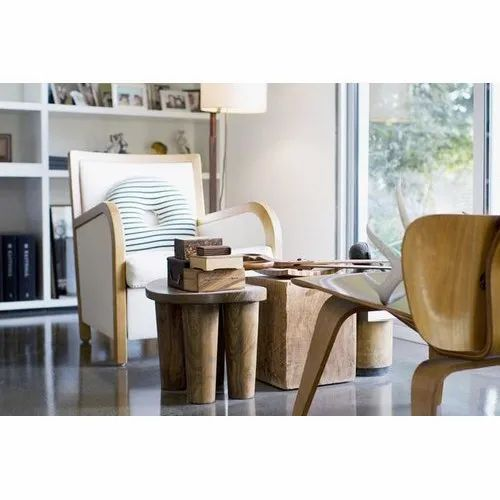 Brown Wooden Home Furniture
