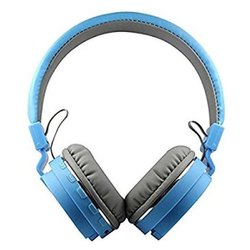 SH-12 Wireless Headphones Stretchable Foldable With Bluetooth And Inbuilt Microphone And Sd Card Slo