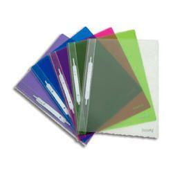 Plastic Colored File Folder, For School
