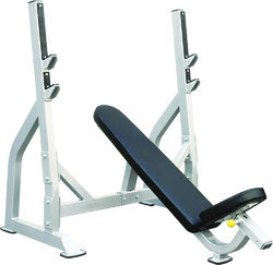 Non Weight Machines Cosco Olympic Incline Bench Press CS5