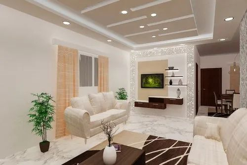 Living Room Interior Living Room Interiors False Ceiling Pop Size 12 Ft 10 Ft Id 21418732891