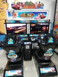 Racing Car Arcade Game