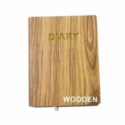 Executive Wooden Diary