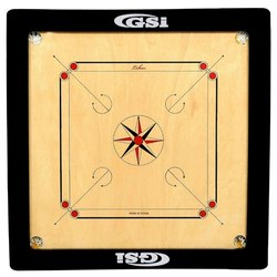 Carrom Board Club Gloss Finish