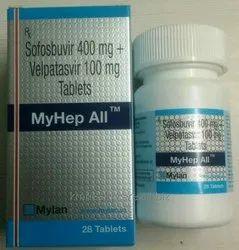 Myhep All Sofosbuvir Velpastavir